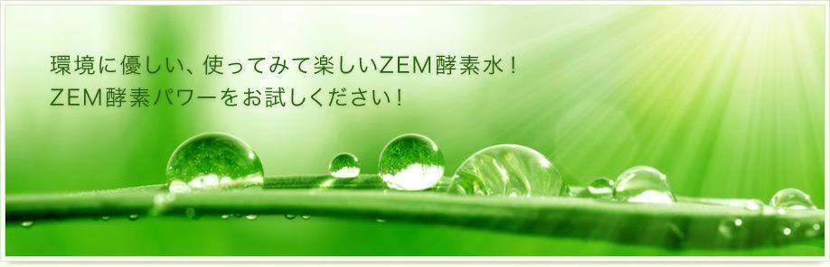 ゼム酵素水